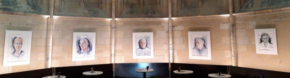 Expositie 'Mag ik gaan' in Maastricht
