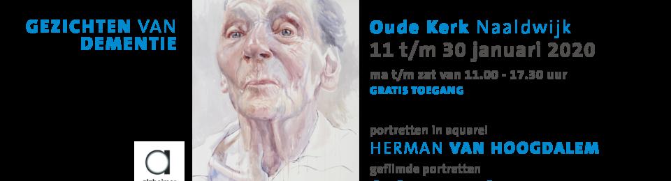 Gezichten van dementie in Naaldwijk