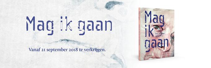 Nieuw boek: Mag ik gaan